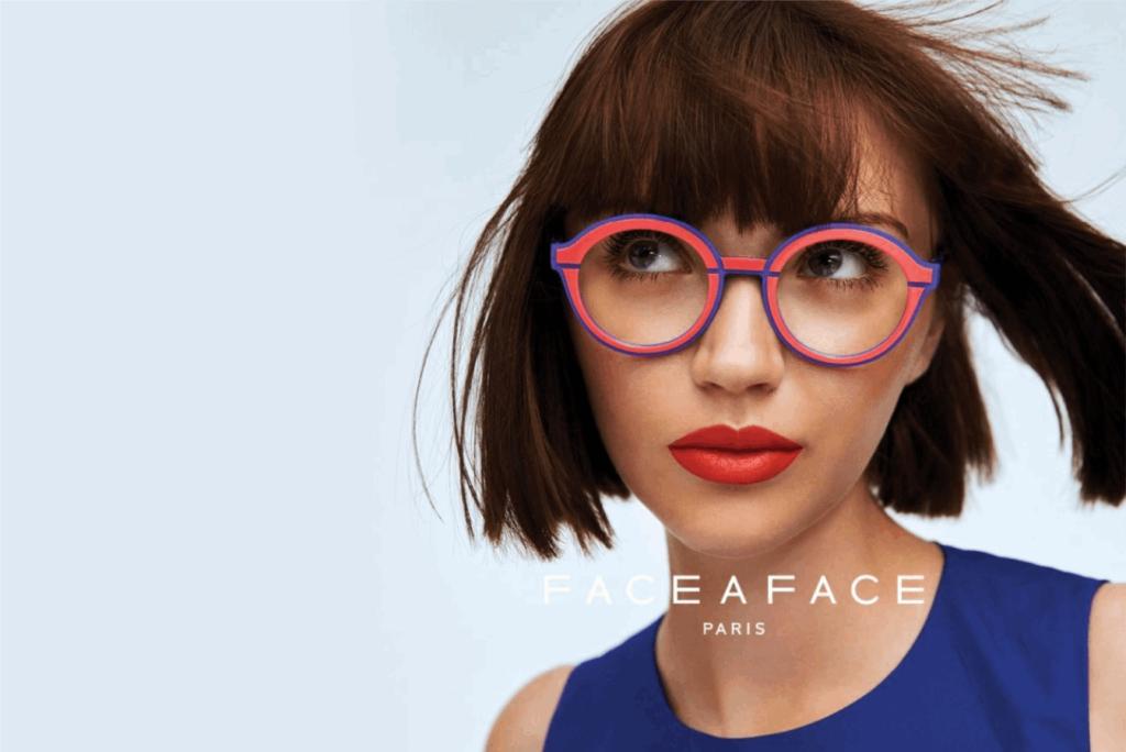 Face a face Concept Hollow